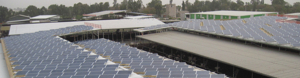 מערכת אנרגיה סולארית