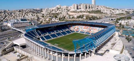 מערכת סולארית מונה נטו – אצטדיון טדי, 686 קילו וואט