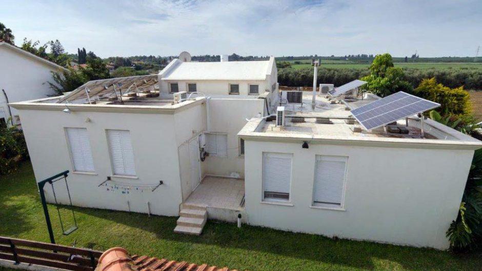 מערכת סולארית ביתית – בניה – 6 קילו וואט