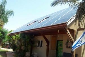מחקר: פאנלים סולאריים מעלים את ערך הבתים