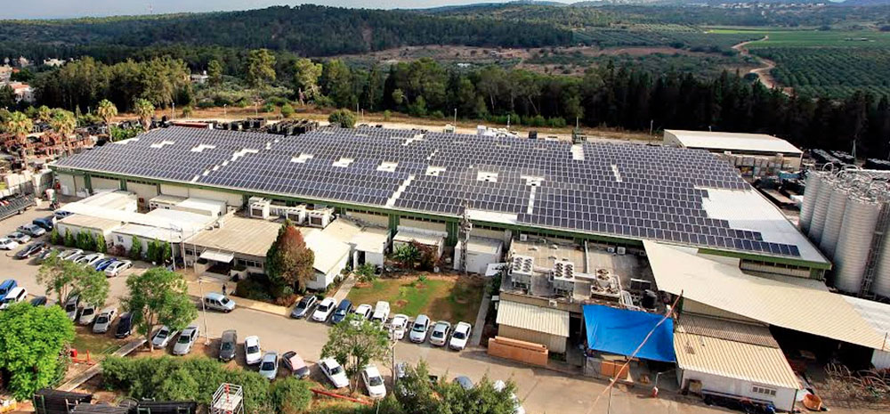 ענבר אנרגיה סולרית