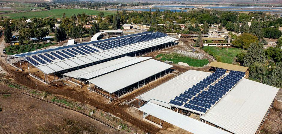 מערכת סולארית מונה נטו – מסילות, 274 קילו וואט