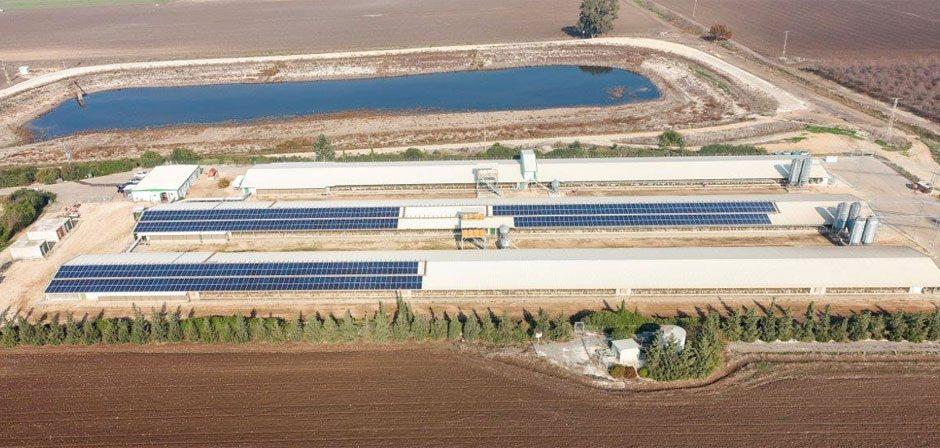 מערכת סולארית מונה נטו – משמר העמק, 238 קילו וואט