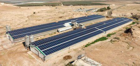 מערכת סולארית מונה נטו – נערן, 375 קילו וואט