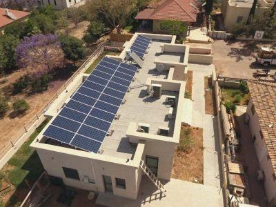 מערכת סולארית ביתית – באר טוביה – 9.6 קילו וואט