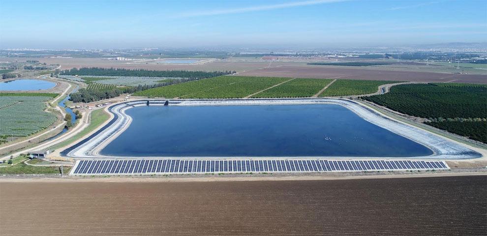 אנרגיה סולארית מאגר השרון
