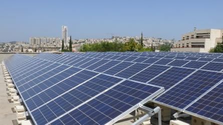 שירות ותחזוקה למערכות אנרגיה סולארית - ענבר אנרגיה סולארית