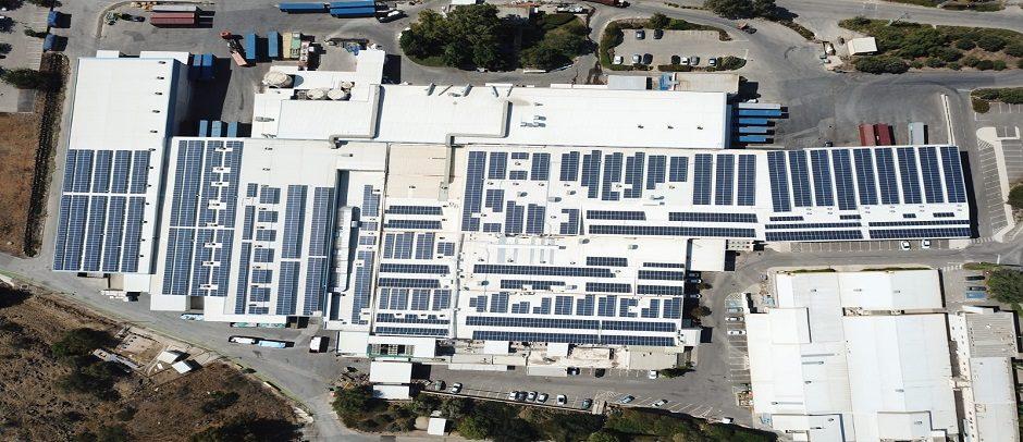 מערכת סולארית קיבוץ שמיר, אצבע הגליל – 1.5 מגה וואט