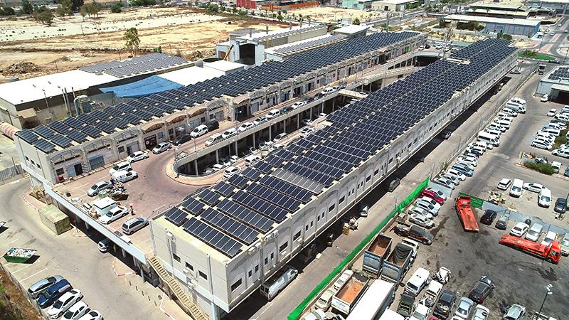 אנרגיהה סולארית - מסלול צריכה עצמית