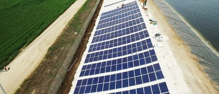 מערכת סולארית מאגר השרון – 3.830 מגה וואט